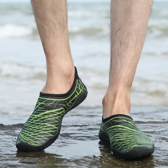 Tênis Hibrido (água Areia Asfalto) Sapatilha Multiesportiva