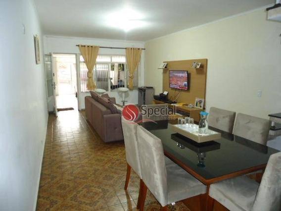 Sobrado Com 3 Dormitórios À Venda, 160 M² - Tatuapé - São Paulo/sp - So7001