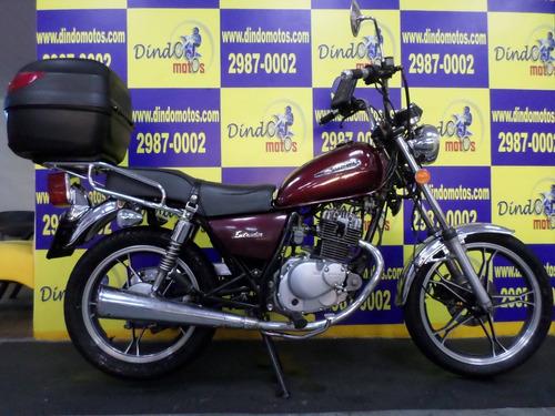 Imagem 1 de 15 de Suzuki Intruder 125