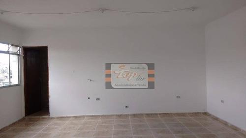 Sala  Comercial Para Locação, Vila Zat, São Paulo. - Sa0007