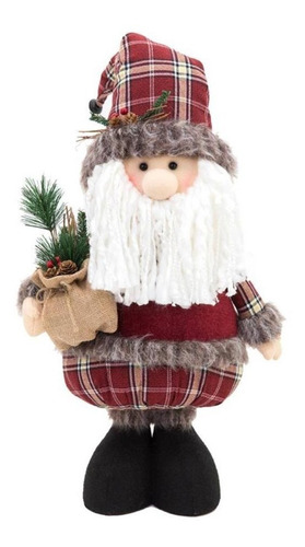 Muñeco Navideño Santa Claus 62 Cm