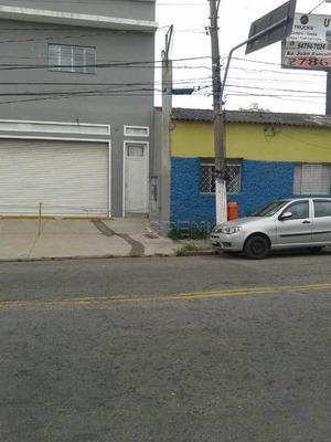 Galpão Para Alugar, 325 M² Por R$ 5.000/mês - Vila Vivaldi - São Bernardo Do Campo/sp - Ga0145