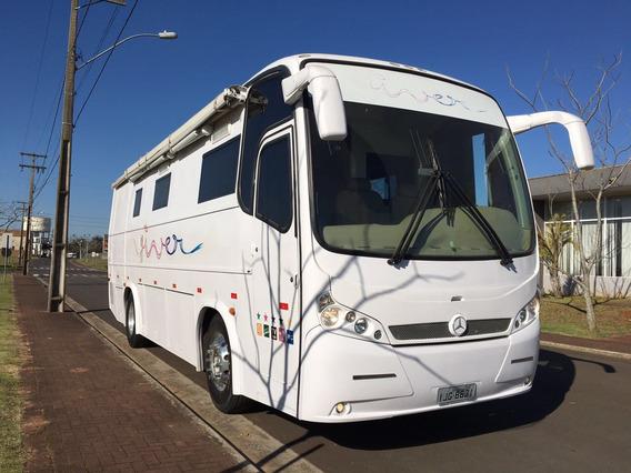 Motorhome Mercedes-benz 1621 - 2012