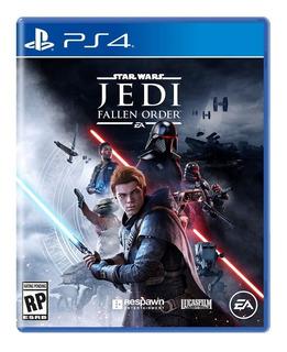 Star Wars Jedi Fallen Order Ps4 Nuevo Y Sellado