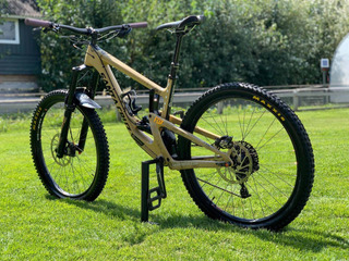 Bicicleta Santa Cruz Nomad4 C 2018