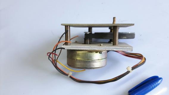 Motor De Passo Com Redução Arduino Pic