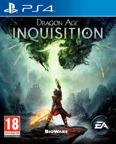 Dragon Age Inquisition - Ps4 Fisico Usado Original