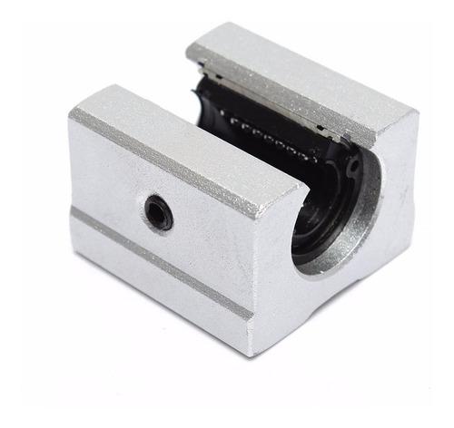 Rodamiento Lineal 12mm Sbr12uu - Sbr12