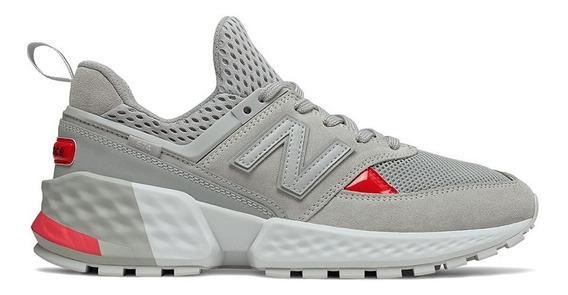 Tênis Masculino 574 Chunky Sneaker New Balance Ms574bra