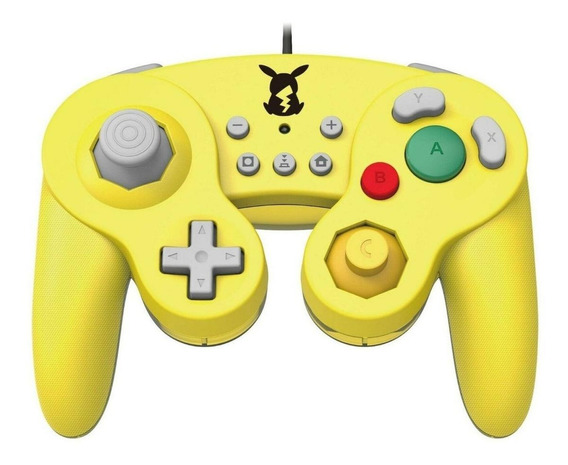 Control joystick Hori Battle Pad Pikachu
