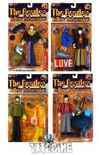 Colección The Beatles Yellow Submarine Mc Farlane