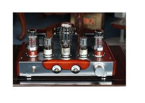 Amplificador Valvulado Vintage Stereo Alta Fidelidade