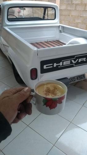 Gm C10 C14 68 6cil Alcool Caçamba Longa