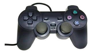 Joystick Control Pc Usb Seisa Sj703 Analogico 12 Btns Vibrac