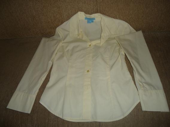 Camisa Manga Larga Zara