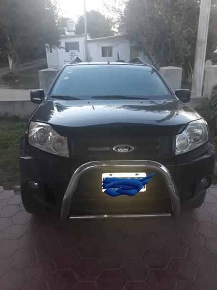 Ford Ecosport 2010 Impecable !! Nafta / Gnc 5 Generación