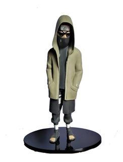 Figuras Naruto Shippuden N° 22 Shino