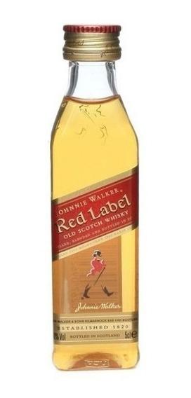 Mini Whisky J Walker Et Roja 50 Ml