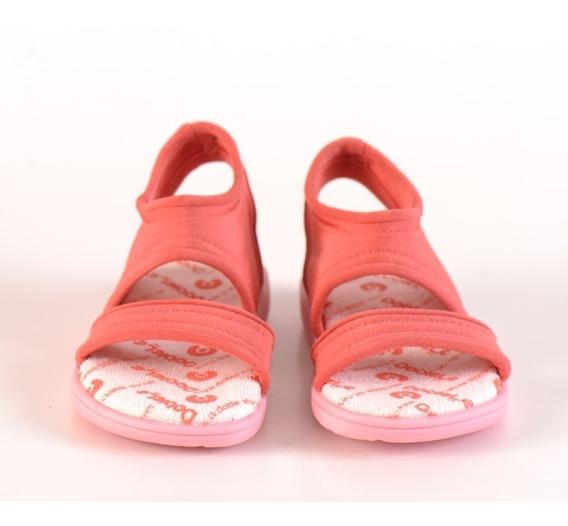 Sandalias Nena Elastizadas Doblele Toyshi Unisex Colores
