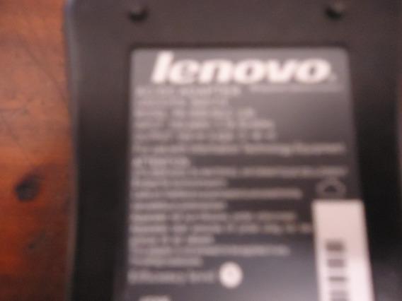 Fonte/carregador P/ Notebook Lenovo G400s