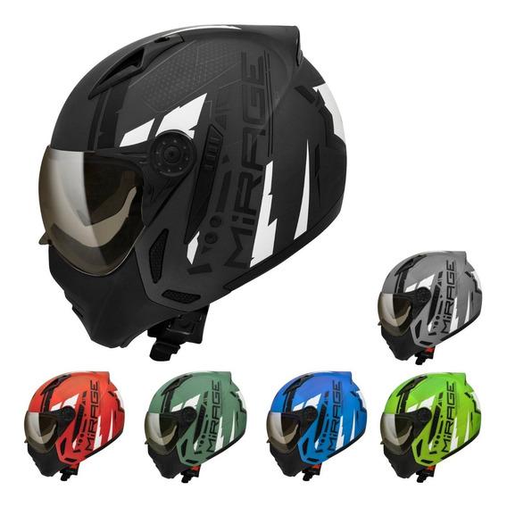 Capacete Moto Peels Mirage Techride Cores