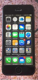 I-phone 5, 32 Gb, Negro