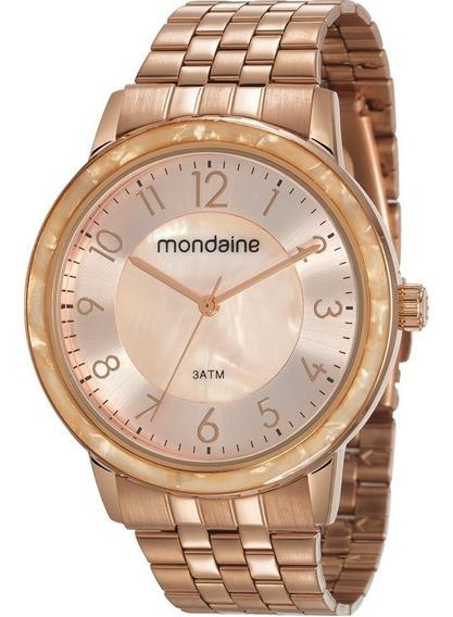Relógio Analógico Mondaine Feminino - 53658lpmvre1 Rosê