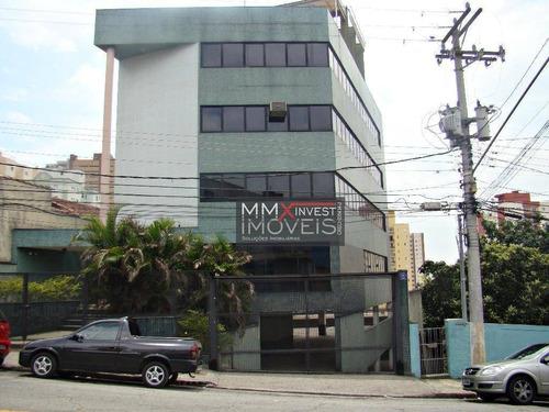 Imagem 1 de 9 de Prédio, 1398 M² - Venda Por R$ 3.699.000,00 Ou Aluguel Por R$ 25.000,00/mês - Santa Teresinha - São Paulo/sp - Pr0053