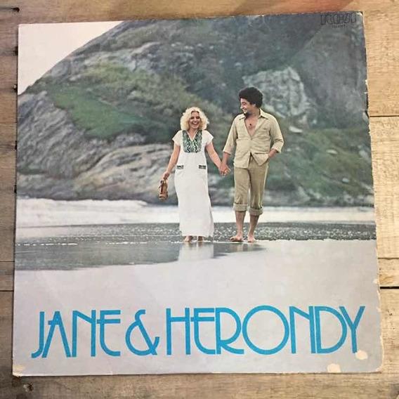 Lp Jane E Herondy 1979