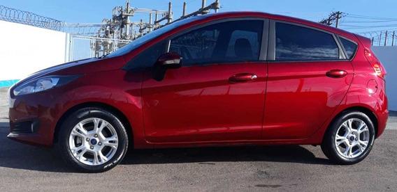 Ford New Fiesta Hatch Sel 1.6 2017 31000km Manual Unico Dono