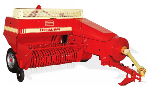 Enfardadora Fardos Cuadrados Nogueira Express 5040