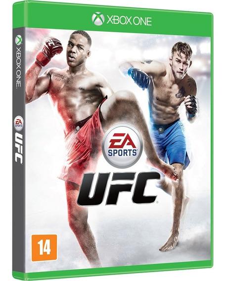 Jogo Ufc ( Xbox One - Mídia Física Original )