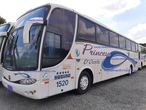 Imagem 1 de 8 de Onibus Rodoviario Scania K94 Paradiso  G6 48l Ano 2010