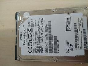 Hd De Notebook 80gb Hitachi Hts541080g9sa00