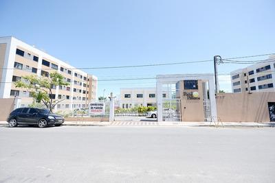 Apartamento Com Piscina No Passaré, Academia, Garagem