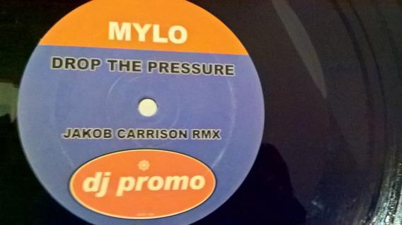 Mylo - Drop The Pressure (jakob Carrison Rmx)