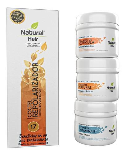 Kit Cóctel Repolarizador Natural Naprol - mL a $56