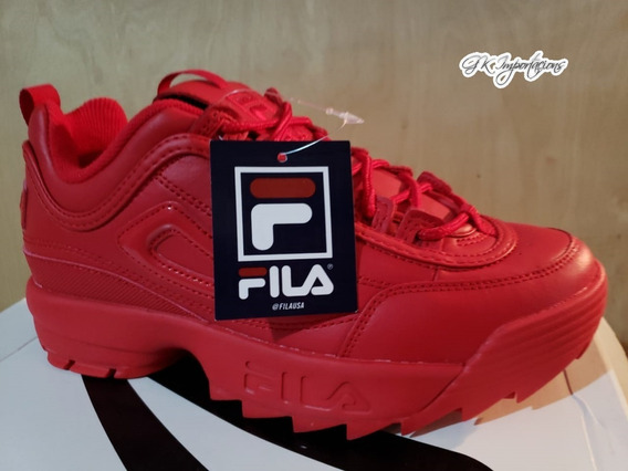 Fila Disruptur 2 Super Red Gk Importacions