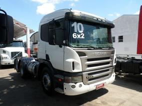 Scania P 340 2010 Trucado= Scnaia P 360 Volvo Fm370 Mb2040