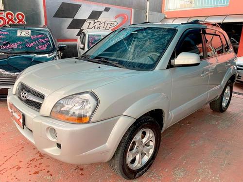 Imagem 1 de 9 de Hyundai Tucson 2.0 Mpfi Gls 16v 143cv Gasolina 4p Automático