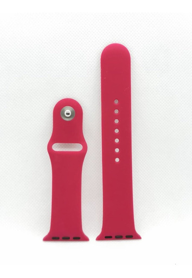 Correa Extensible Iwatch 42/44mm Rojo Apple Watch