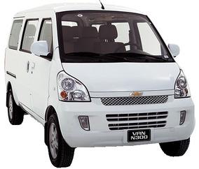 Minivan N300 Chevrolet Glp 5ta Generaciòn