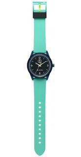 Reloj Mujer Qyq Citizen Rp011 Se Carga Con Luz Solar Hipoalergenico Anti Alergia Sumergible Garantia