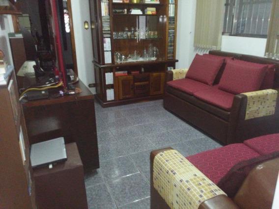 Casa Residencial À Venda, Bom Retiro, Santos. - Ca2147