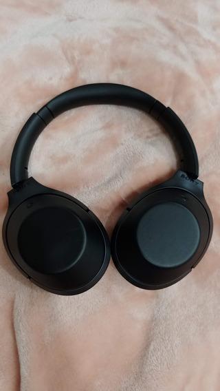 Headphone Sony Mdr 1000x Bluetooth Cancelamento De Ruído