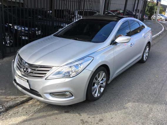 Hyundai Azera 3.0 V6 Aut. 4p 2012 Prata Com Teto