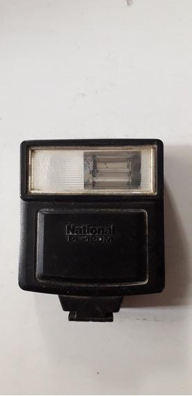Flash National Pe-120m Para Câmera Analógica