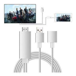 Cable Adaptador Mhl Usb Hdmi Para Cualquier Celular