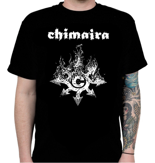 Camiseta Chimaira