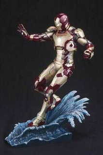 Iron Man Mark Xlii 1/6 Artfx Statue Iron Man 3 - Kotobukiya